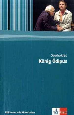 König Oedipus de  Sophokles
