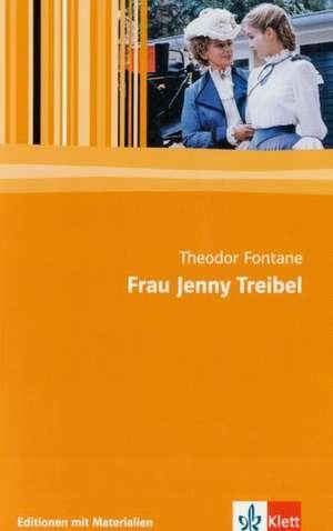 Frau Jenny Treibel. Neubearbeitung