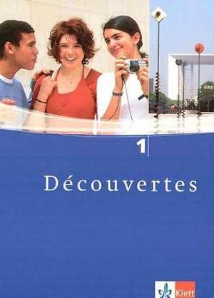 Decouvertes 1. Schuelerbuch