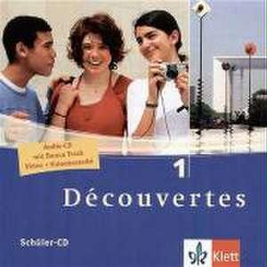 Decouvertes 1. Schueler-CD