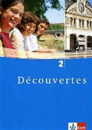 Decouvertes 2. Schuelerbuch