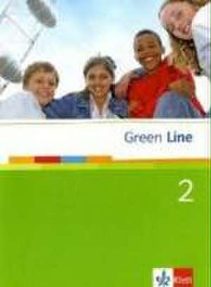 Green Line 2. Schuelerbuch (flexibler Einband)