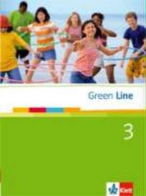 Green Line 3. Schuelerbuch. (Flexibler Einband)