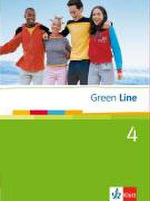 Green Line 4. Schuelerbuch (Flexibler Einband)