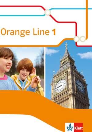 Orange Line IGS 1. Schuelerbuch. Ausgabe 2014
