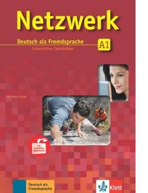 Netzwerk A1 - 40 Interaktive Tafelbilder Gesamtpaket auf CD-ROM