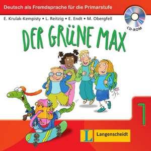 Der gruene Max 1 interactiv - CD-ROM 1