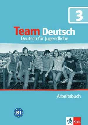 Team Deutsch 3. Arbeitsbuch