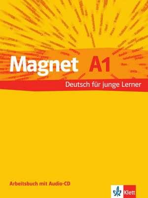 Magnet 1. Arbeitsheft mit Audio-CD