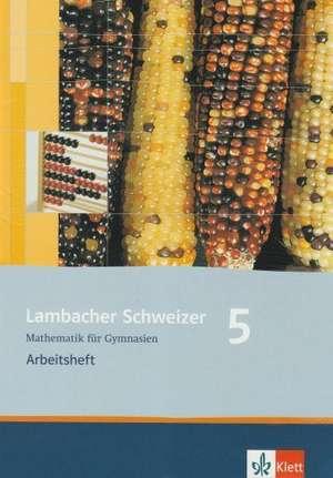 Lambacher Schweizer. 5. Schuljahr. Arbeitsheft plus Loesungsheft. Rheinland-Pfalz