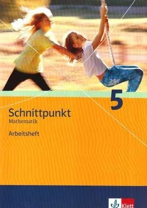 Schnittpunkt 5. Arbeitsheft. Rheinland-Pfalz