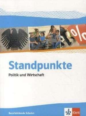 Standpunkte. Berufliche Schulen - Ausgabe fuer Niedersachsen. Schuelerband