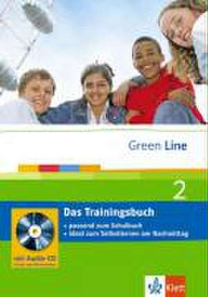Green Line 2. Das Trainingsbuch