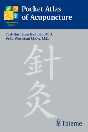 Pocket Atlas of Acupuncture