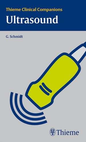 Ultrasound de Guenter Schmidt
