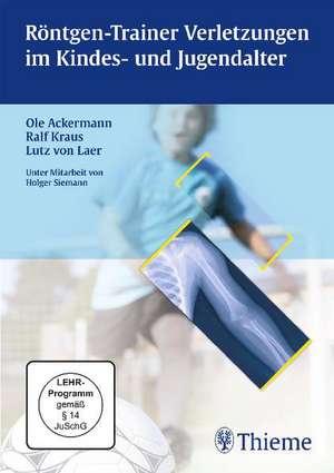 Roentgen-Trainer Verletzungen im Kindes- und Jugendalter