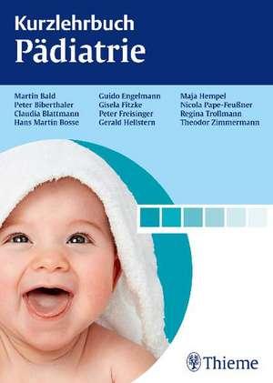 Kurzlehrbuch Paediatrie