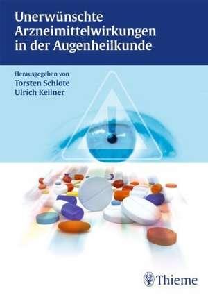 Unerwuenschte Arzneimittelwirkungen in der Augenheilkunde