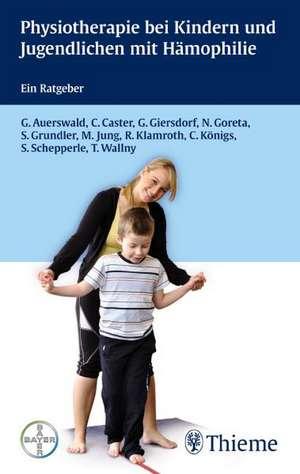 Physiotherapie bei Kindern und Jugendlichen mit Haemophilie