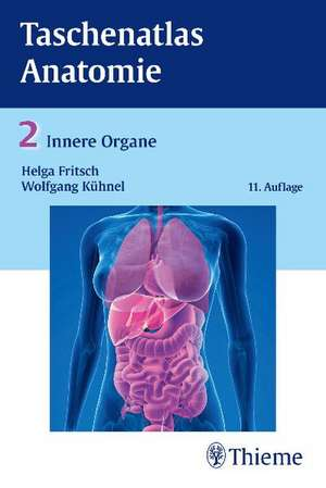 Taschenatlas der Anatomie 02. Innere Organe