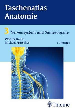 Taschenatlas Anatomie 03. Nervensystem und Sinnesorgane