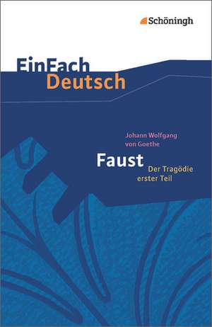 Faust. Mit Materialien