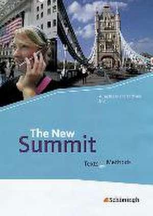 The New Summit. Schuelerbuch. Niedersachsen