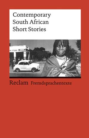 Contemporary South African Short Stories de Horst Zander