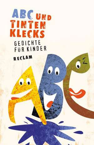 ABC und Tintenklecks de Ursula Remmers