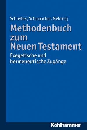 Methodenbuch zum Neuen Testament