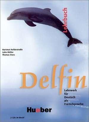 Delfin. Lehrbuch mit 2 CDs. (einbändig) de Hartmut Aufderstraße