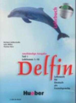 Delfin. Lehrbuch Teil 1. Mit 2 CDs de Hartmut Aufderstraße