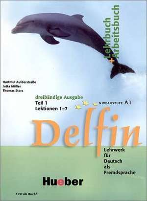 Delfin. Lehr- und Arbeitsbuch Teil 1