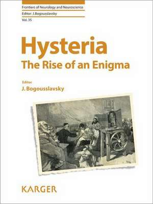 Hysteria: The Rise of an Enigma