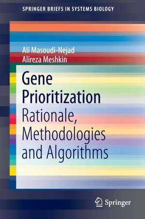 Gene Prioritization