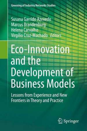 Eco-innovation And The Development Of Business Mod