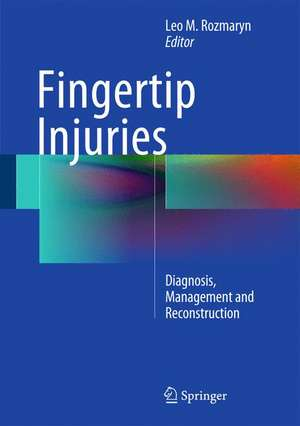 Fingertip Injuries
