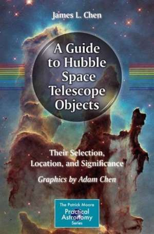A Guide to Hubble Space Telescope Objects: Their Selection, Location, and Significance de James L. Chen