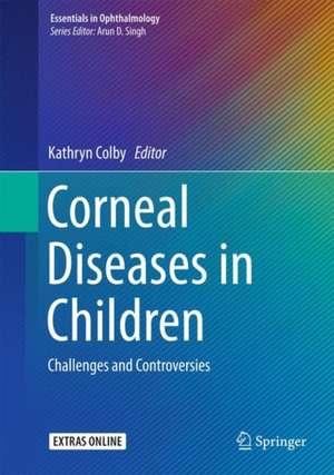 Corneal Diseases in Children imagine