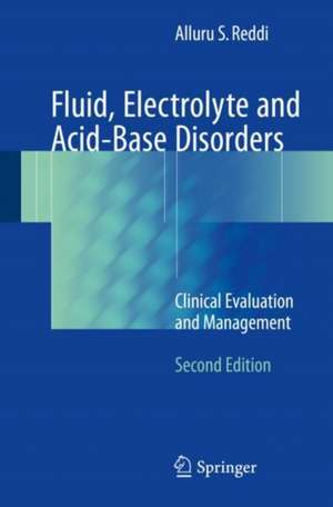 Fluid, Electrolyte and Acid-Base Disorders imagine