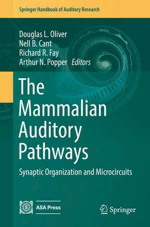The Mammalian Auditory Pathways