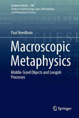 Macroscopic Metaphysics: Middle-Sized Objects and Longish Processes de Paul Needham