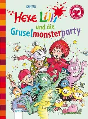 Hexe Lilli und die Gruselmonsterparty