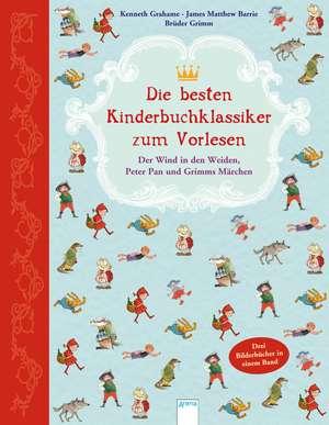 Die besten Kinderbuchklassiker zum Vorlesen de James Matthew Barrie