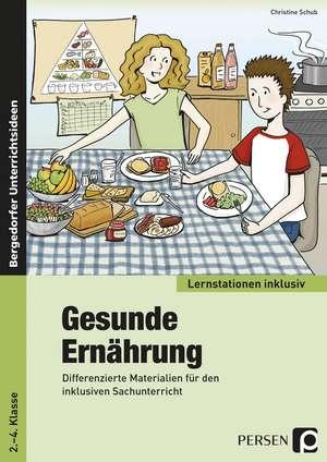 Gesunde Ernährung de Christine Schub