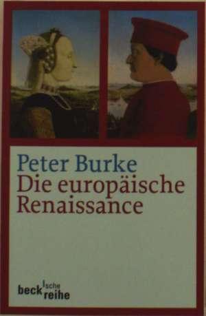 Die europaeische Renaissance