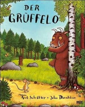 Der Grüffelo de Axel Scheffler