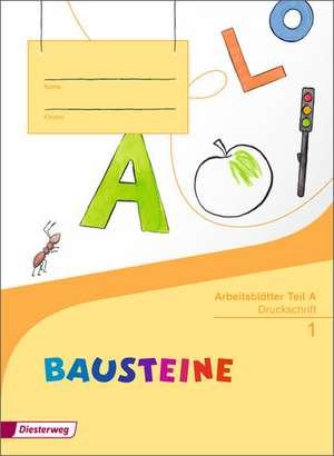 BAUSTEINE Fibel. Arbeitsblaetter DS