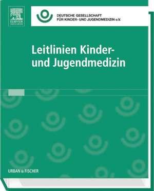 Leitlinien Kinder- und Jugendmedizin in zwei Ordnern