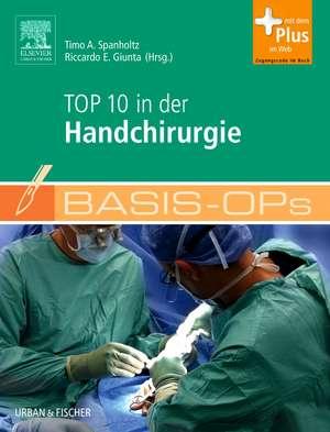 Basis-OPs - Top 10 in der Handchirurgie